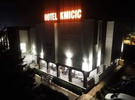 Kmicic – hotel w pobliżu miejsca PKP Lublin w mieście Kraśnik