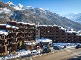 Mercure Chamonix Centre, hotel in Chamonix