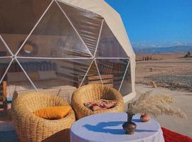 Marrakech Desert Dome, hotel in Marrakesh