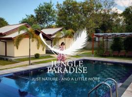 Jungle Paradise, hotel in Udawalawe