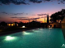 Hotel Planet, отель в Ареццо