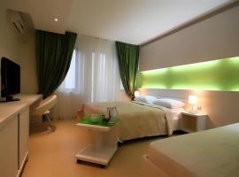 Domador Rooms & Apartments, hotel u Budvi
