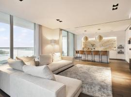 Uitzonderlijk appartement met Scheldezicht, apartment in Antwerp