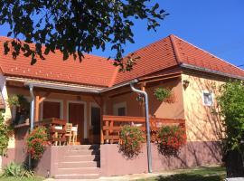 Liliom Vendégház, hotel a Bakony környékén Bakonybélen