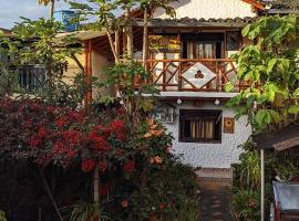 Hotel El Jardín, hostal o pensión en San Agustín