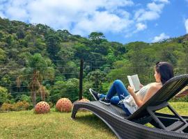 Recanto das Águas, hotel perto de Capivari, Santo Antônio do Pinhal