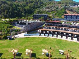 Manaspark Deluxe Hotel - Ultra All Inclusive, отель в Олюденизе