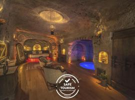 Kapadokya Hill Hotel & Spa (12+), отель в Невшехире