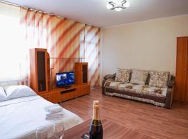 Good СТУДИЯ ВОЯЖ, apartment in Tyumen