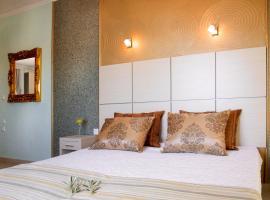 Kaplanis House: Neos Marmaras şehrinde bir otel