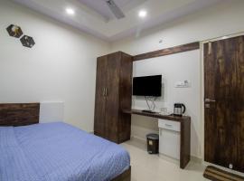 MyWorkStay Stylish Accommodation in BTM, отель в Бангалоре