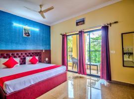 Luciana beach house calangute inn, spa hotel in Calangute