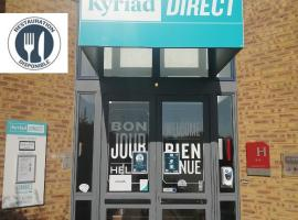 Kyriad Direct Dreux, Hotel in Dreux
