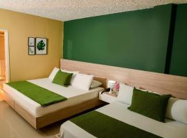 Hotel Prado 34 West, hotel en Bucaramanga