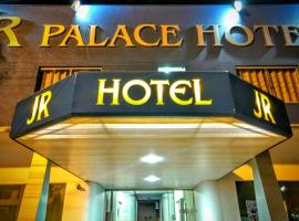 JR PALACE HOTEL, hotel in Ariquemes