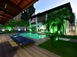 LIVE IN FORTALEZA HOTEL, hotel near North Shopping, Fortaleza