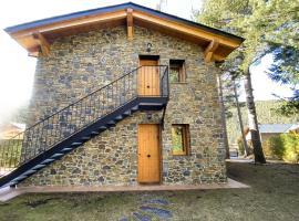 Casa MARAVILLA 8 pax. Deporte y relax exclusivo!, hotel in La Molina