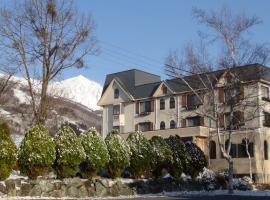 Hotel El Mayo, hotel in Hakuba