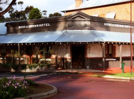 Rose & Crown Hotel, hotel in Perth