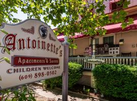Antoinette's Apartments & Suites, homestay in Cape May