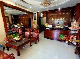 Hồ Tây Hotel, khách sạn ở Thủ Dầu Một