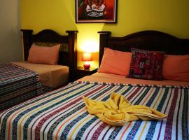 Casa Hunahpu, hotel en Antigua Guatemala