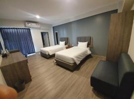 Neo Hotel (เป็นหนึ่ง)、コーンケーンのホテル