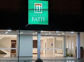 Hotel Fatima, hotel em Maringá