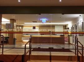Smart Hotel, отель в городе Серембан