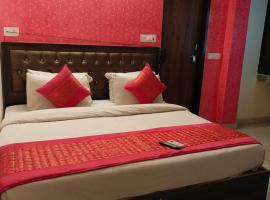 HOTEL THE REDSTONE, budget hotel in New Delhi