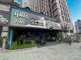 Invito Guesthouse, hotel in Sihanoukville