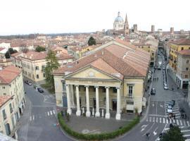Hotel Italia, hotel in Mantova