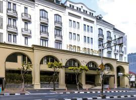 Hotel Des Indes, hotel in Jakarta