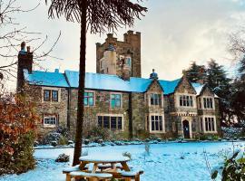 Abbots Oak Manor, hotel near Stoneywell, Thringstone