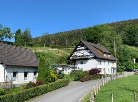 Ferienwohnung Dünnebacke, hotel in Schmallenberg