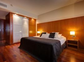 Acevi Villarroel, hotel with jacuzzis in Barcelona