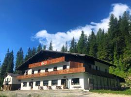 Hotel Dolomiti Des Alpes, hotel in zona Lago di Misurina, Misurina
