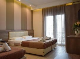 "Filippion Hotel, hotel near Kavala International Airport """"Megas Alexandros"" - KVA, Keramotí"