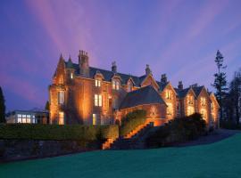 Cromlix, hotel near Stirling Castle, Kinbuck