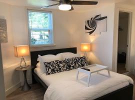 Curtis Park 1 Bedroom Near UC Davis Med Center, vacation rental in Sacramento
