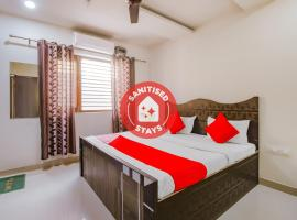 OYO 79216 Hotel Gms Inn, hotel in Mathura
