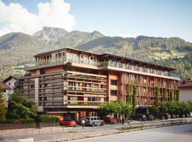 Small Luxury Hotel of the World - DasPosthotel, Hotel in Zell am Ziller