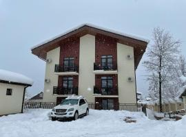 Alba Inn Apartments, vacation rental in Krasnaya Polyana
