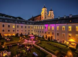 Schlosshotel Mondsee, hótel í Mondsee