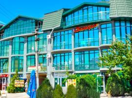 """Пляж-Отель """"Венеция"""", budget hotel in Vityazevo"""