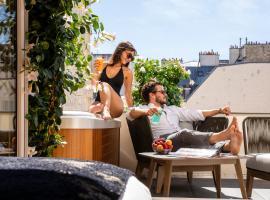 Paris j'Adore Hotel & Spa, hotel near France Miniature, Paris