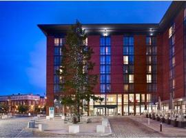 Hilton Garden Inn Birmingham Brindley Place, hôtel à Birmingham