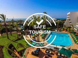 Hotel Argana Agadir – hotel w mieście Agadir