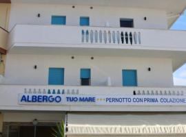 Hotel Tuo Mare, hotel in Silvi Marina