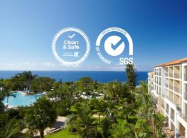 The Residence Porto Mare - PortoBay, hotel with jacuzzis in Funchal